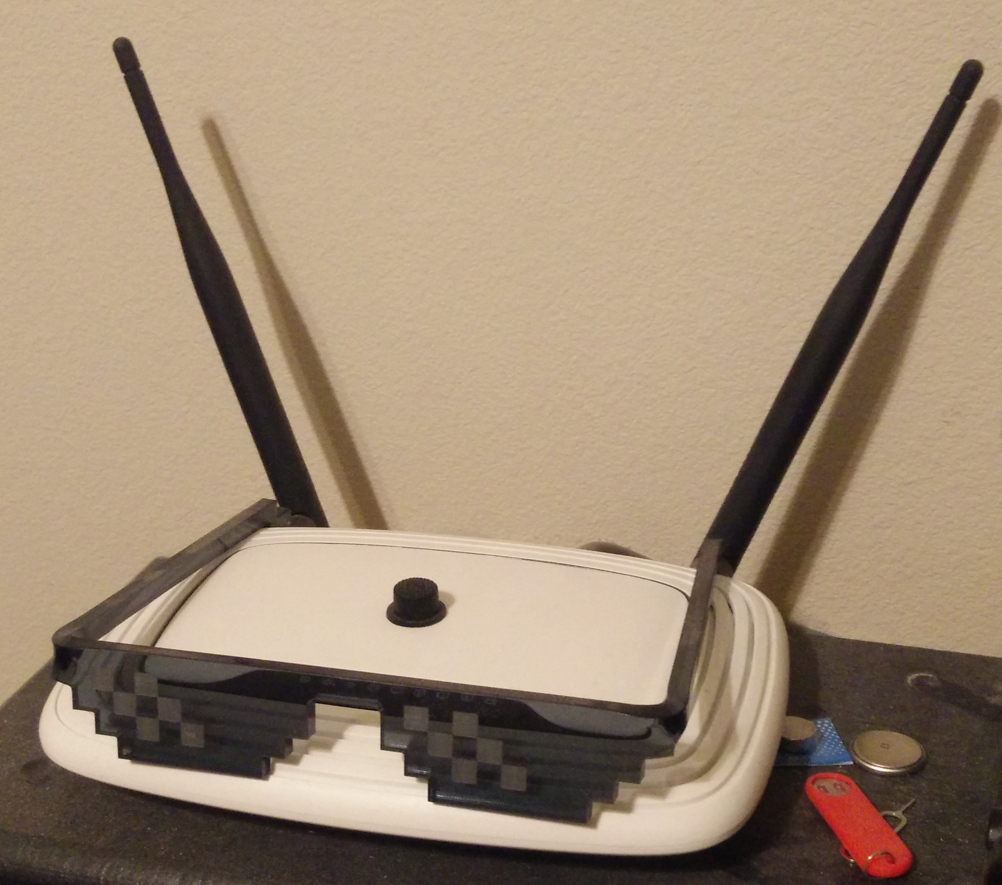My home router